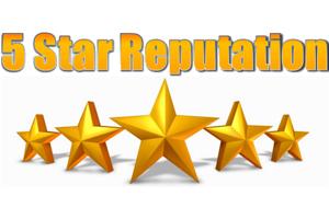 Build A 5 STAR Reputation